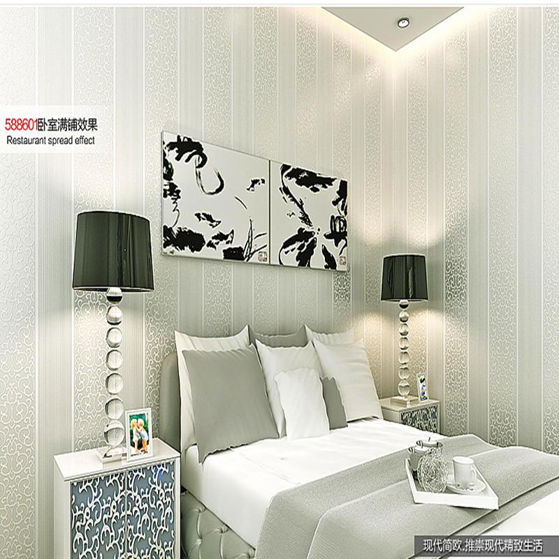 Our Living Room Over The Years: Aliexpress.com : Buy Environmental Non Woven Wallpaper