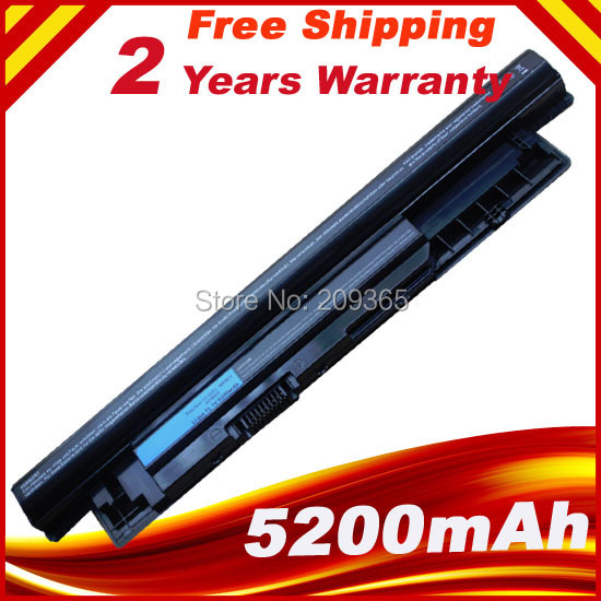Batterie d'ordinateur portable Pour Dell Inspiron 17R 5721 17 3721 15R 5521 15 3521 14R 5421 14 3421 MR90Y VR7HM W6XNM X29KD VOSTRO 2521