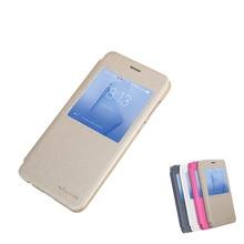 NILLKIN для Huawei Honor 8 чехол Флип PU кожаный чехол телефона для Huawei Honor 8 ячеек Телефонные чехлы