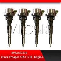 Genuine Fuel Injector 8982457530 /8 98245753 0 for Trooper 3.0 4JX1 8 97192596 3/8971925963 5873105650 5 87310565 0