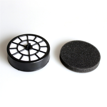 1pcs Washable Hepa Filter & Cotton Filter for Haier ZW1202 ZW1202C ZW1202R Vacuum Cleaner Filters Cleaning Accessories