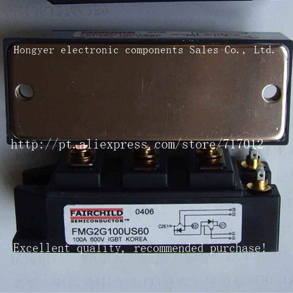 Free Shipping,FMG2G100US60  No New(Old components,Good quality)   IGBT Power module,Can directly buy or contact the seller free shipping ff200r12kt3 no new old components good quality igbt power module can directly buy or contact the seller