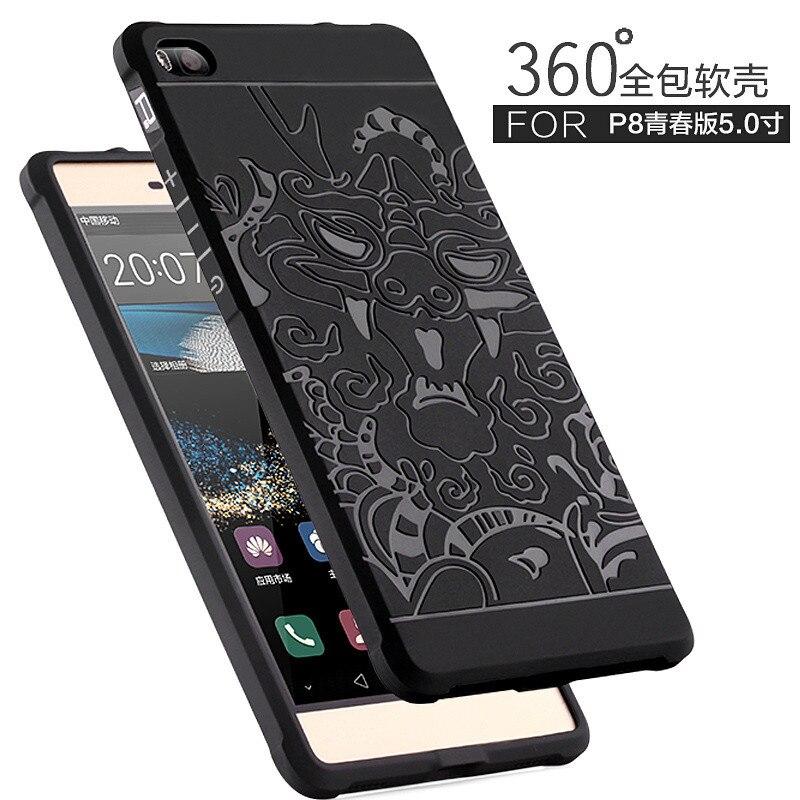 Aliexpress.com : Buy Huawei Ascend P8 Lite Case Cover 5.0