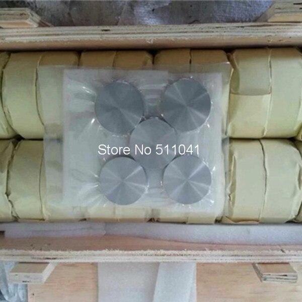4 шт. PVD покрытие Материал Titanium 70% алюминий 30% Диаметр: 100mm-height: 45 мм, Titanium цели, бесплатная доставка