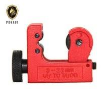 PEGASI я труборез отличное качество мини-труборез Режущий инструмент для 3 мм-22 мм медных латунных алюминиевых пластиковых труб