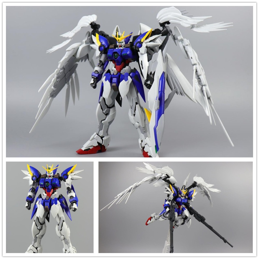 MJH M J H DM model 1 100 MG HIRM XXXG 00W0 Wing Gundam Zero DM014