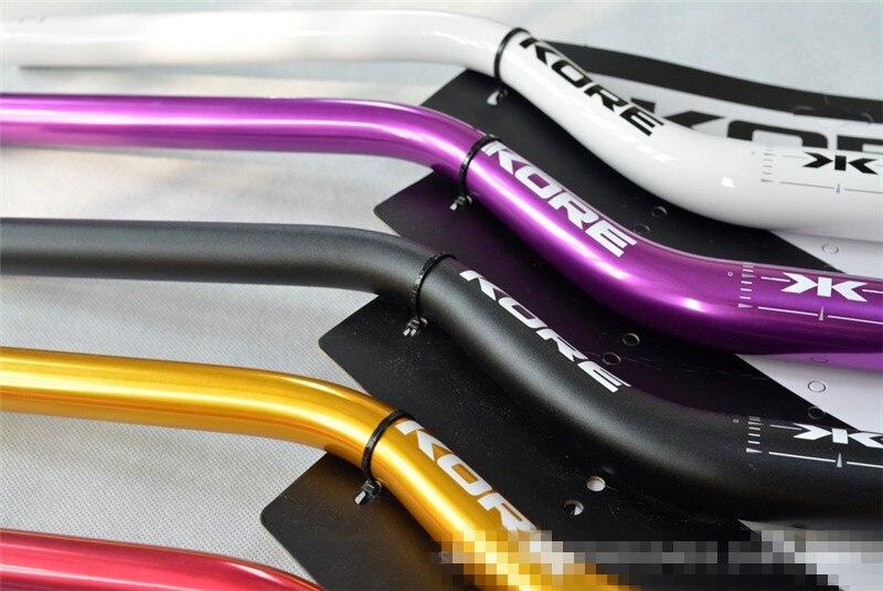 MTB Road Bike Downhill handlebar Riser Bar rise up bycle handlebar 31.8*720mm