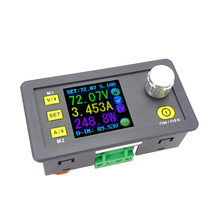 Programmable RD Digital Step-down Power Supply Constant Voltage Current power source Module Voltmeter Ammeter Buck Converter dps3003 constant voltage current step down programmable control supply power module buck voltage converter lcd color