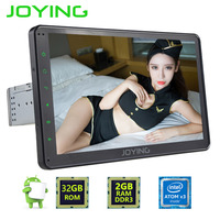 New Best 2GB Single Din 10 Inch Full Touch Screen Android 5 1 Car GPS Radio