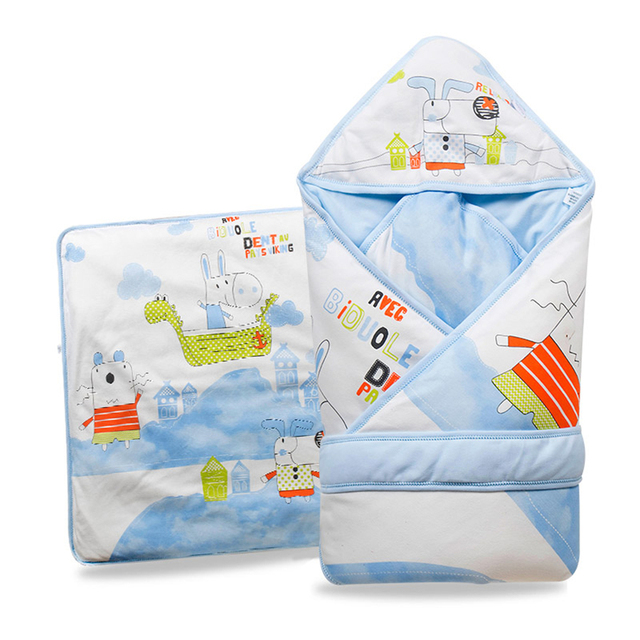2017 Baby Blankets Newborn Bamboo Fiber Newborn Bath Travel Towel ...