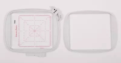 All Fabric Hoop II 150x150mm 6 X6 PFAFF Creative 2 0 4 0 Vision Sensation 820889096