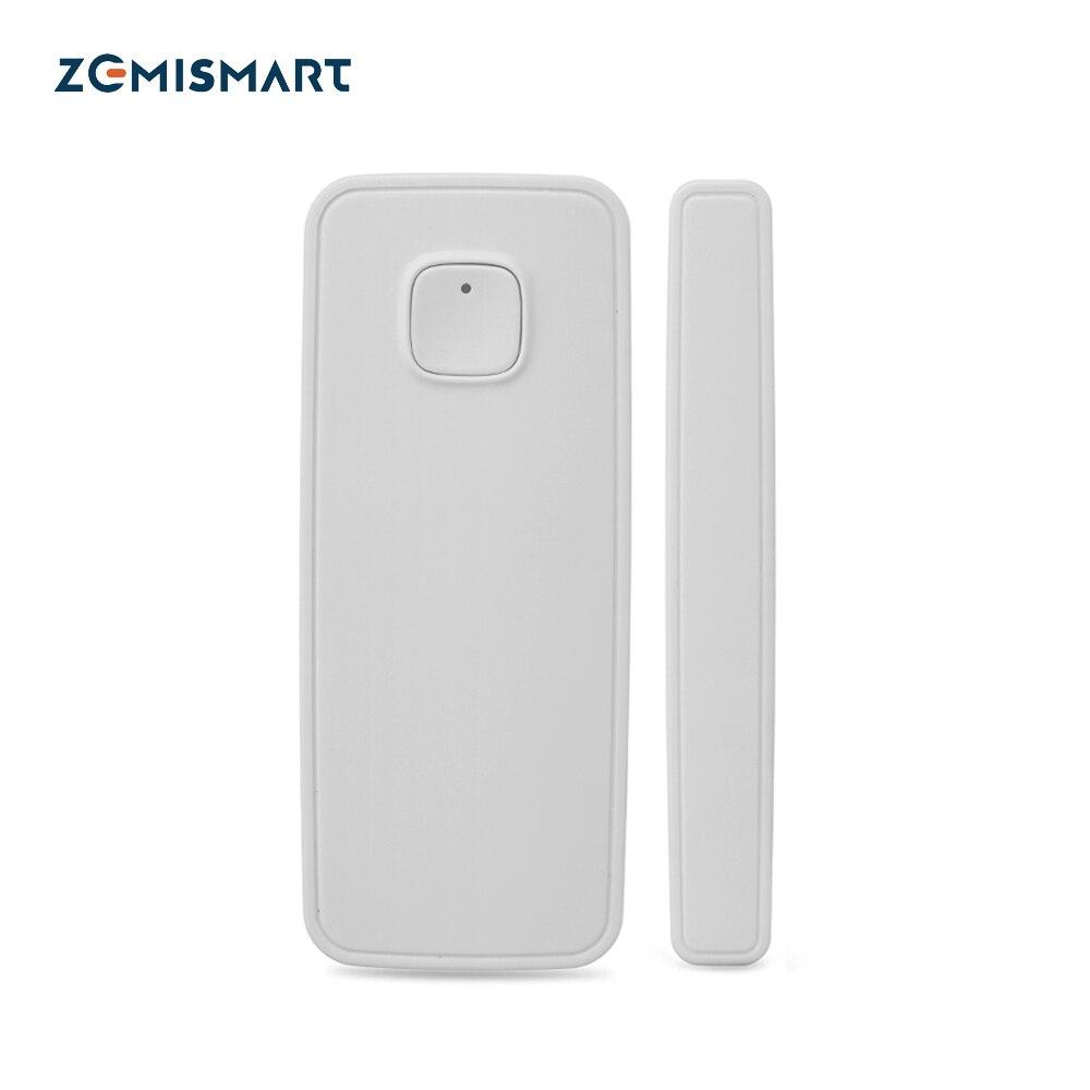 Wifi Sensor de puerta, sensores de ventana Alexa Google mini IFTTT alarma de seguridad de vida inteligente Aplicación de teléfono de Control remoto