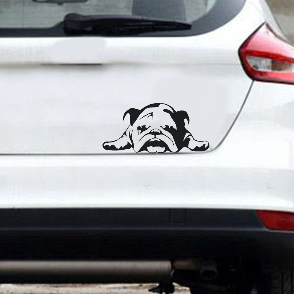top 10 most popular stickers english bulldog list and get free