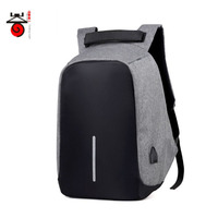 Senkey Style Men Backpack Anti Theft Multifunctional Casual Laptop Backpack USB Charge Waterproof Travel Bag Women