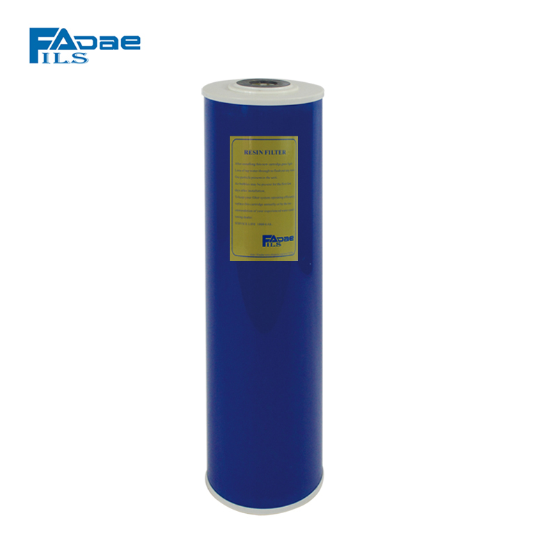 1-PACK Of Big Blue 20 x 4.5 Water Softening Cartridge 1-PACK Of Big Blue 20 x 4.5 Water Softening Cartridge