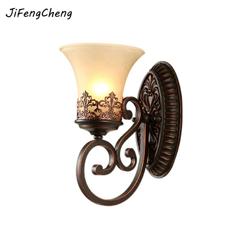 110/240V LED Retro Wall Lamp E27 Vintage Sconce Lamps for Bedroom Loft Lights Luminaire The Wall Light Home Lighting novelty led wall lamps glass ball wall lights for home decor e27 ac220v