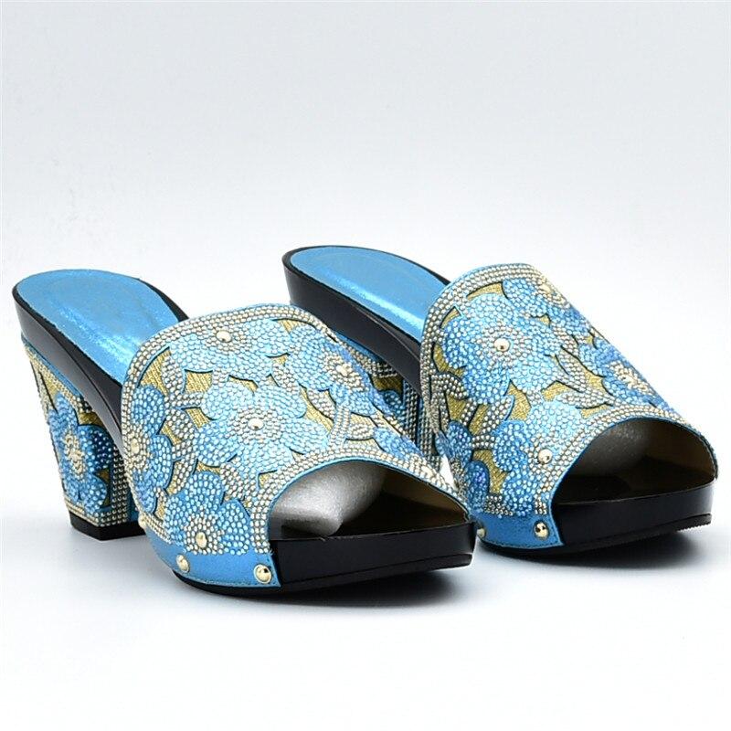 Italienische blau purpurrot Frauen Ankunft Party grün Tasche Schuhe Hochzeit Und In Für rosa Set Taschen Italienischen Damen Blau Schuh Sets rot gelb Zu Entsprechen himmel BBHOx4q