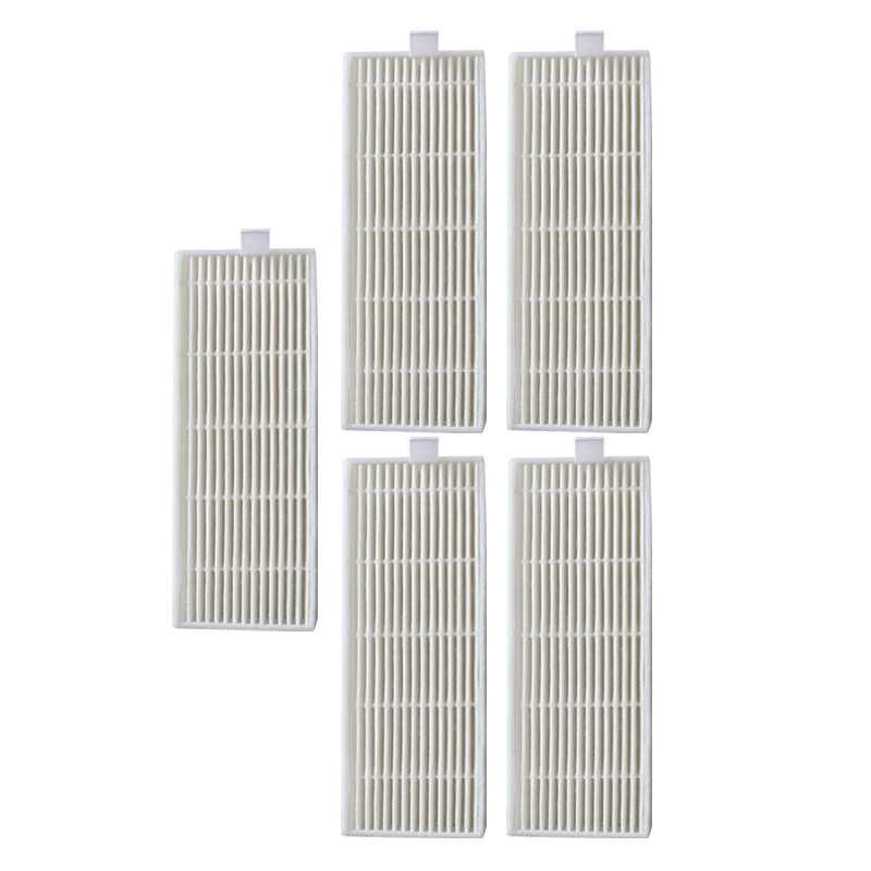 5 Pieces Lot Robot Hepa Filters For Iboto X410 Easy Home