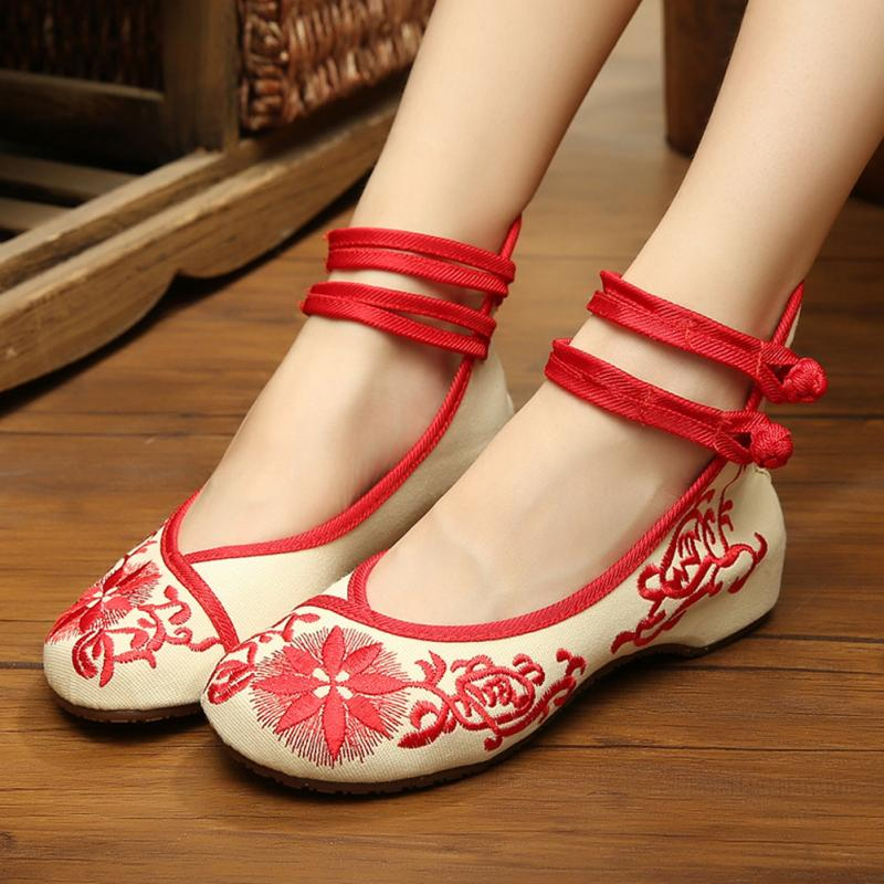 Chinese Mary Jane Shoes For Sale