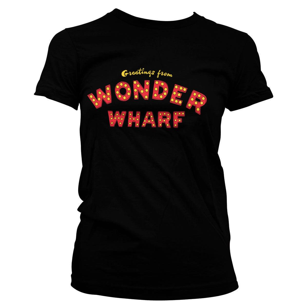 Wonder Wharf Womens T-Shirt S-XL Sizes Kawaii Printed T Shirt Women Cotton Female Print Fashion Tops Tee Clothing