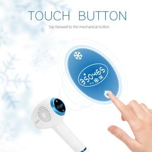 Image 5 - Lescolton 3 in 1 IPL Hair Removal ICE Cold Epilator Permanent Laser for Home Bikini Trimmer Electric Photorejuvenation Depilador