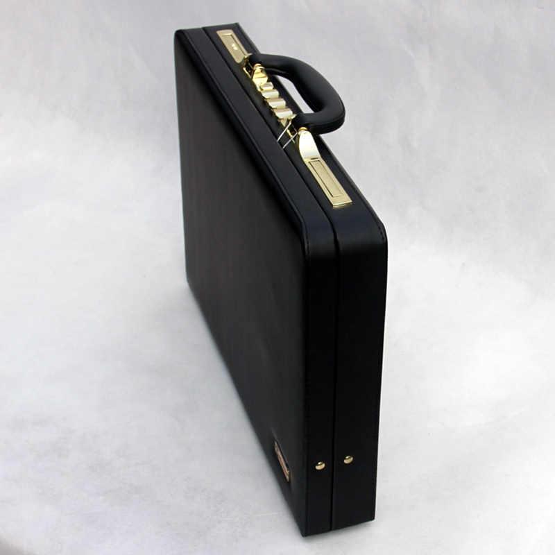 LeTrend из искусственной кожи прокатки Чемодан Спиннер Для мужчин чемодан в деловом стиле колеса 14/18 дюймов тележка для каюты пилот дорожные сумки для ноутбука