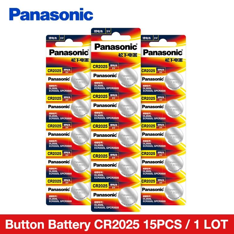 Aliexpress Com Buy Panasonic Original Cr2025 Batteries