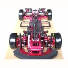 Hobbypower OEM Сплав & Carbon Сакура D3 CS 3R OP RC 1/10 4WD Drift гоночный автомобиль Рамка комплект 1:10