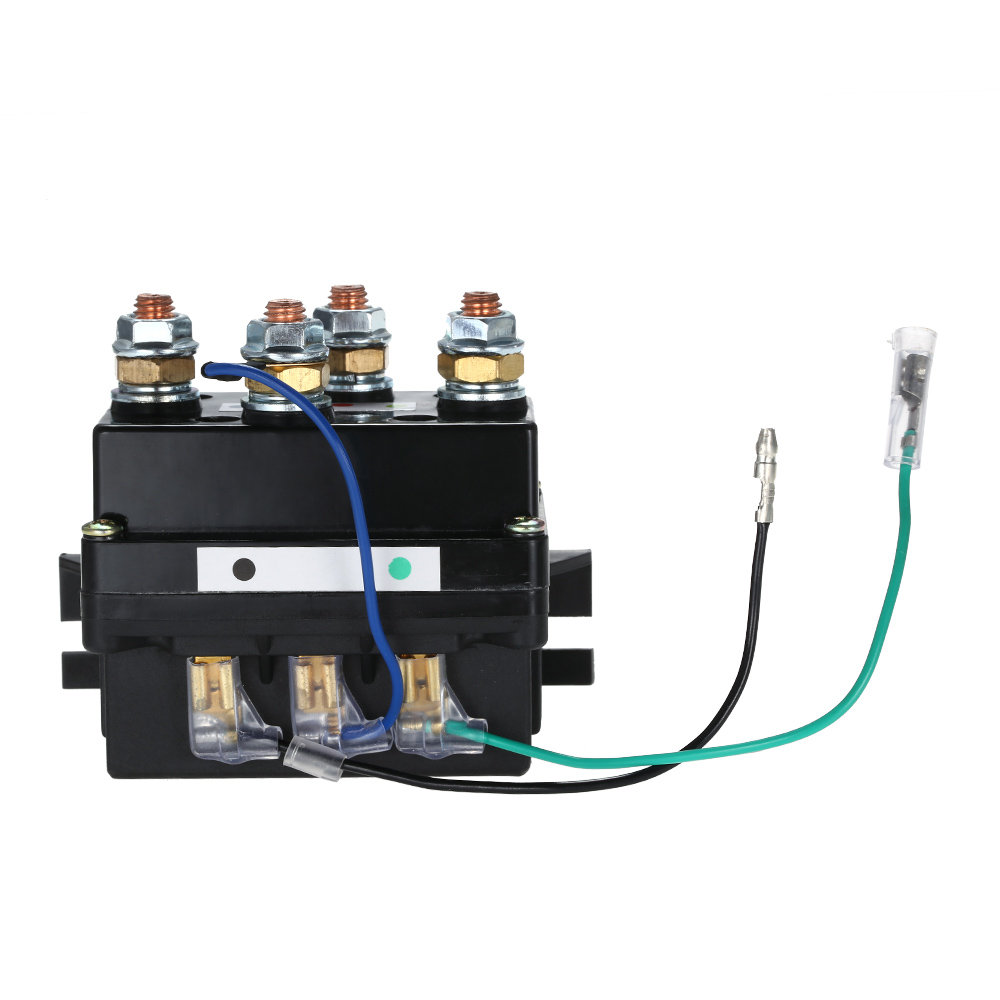 12V Heavy Duty Winch Solenoid Relay Upgrade Equiv 500A Amp Recovery 4x4 17000lb