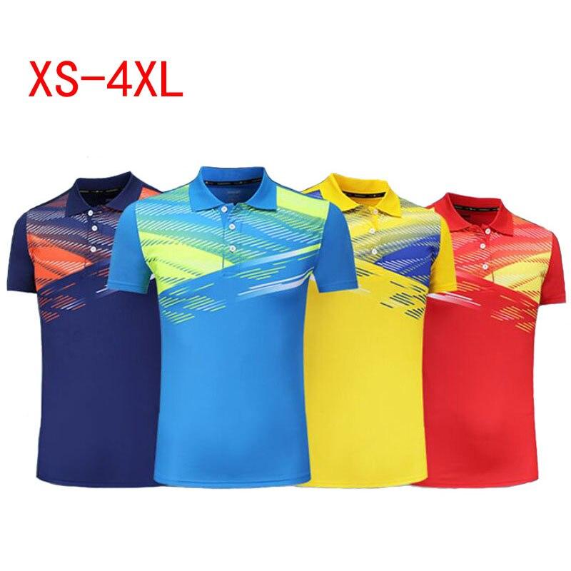 2019 Male-Feminine-Boys Tennis Tshirts , Fast Dry Tennis Tshirt , Badminton Clothes , Lady Tennis Shirt , Jersey Badminton Baju