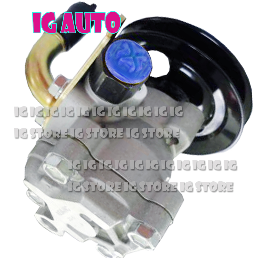 New Power Steering Pump Assy With Pulley For Hyundai Accent All Models 57110-22502 5711022502 new power steering pump assy for benz mz clk350 0064662301