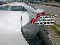 Для углеродного волокна 09 12 GOLF6 Golf 6 VI MK6 в заднее крыло спойлер