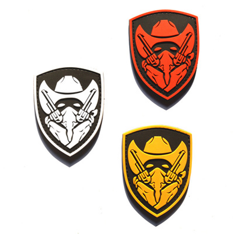 Medal-Of-Honor-MOH2010-patch-Hook-Loop-Noctilucent-pvc-rubber-Tactical-badges-for-cloth-Wolfpack-Project (1)