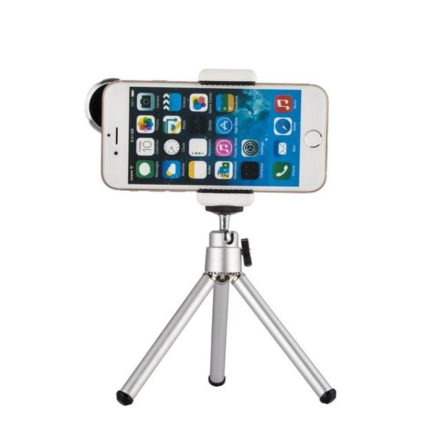 18 veces teleobjetivo lente universal del teléfono smartphone cámara de lentes para el iphone 5c 5S 6 s 7 para sony para samsung para huawei para htc