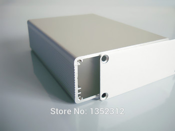 8 pcs/lot 74*29*100mm aluminum box for electronic project electrical power case DIY junction control switch outlet meter case