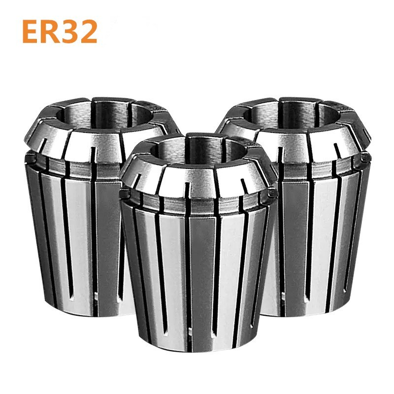1PCS ER32 high quality high precision spring engraving machine set CNC milling machine lathe tool ER32 spring collet high precision er32 accuracy 0 005mm spring collet for cnc milling machine engraving lathe tool free shipping