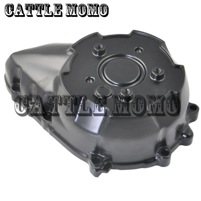 Aluminum Generator Cover Crankcase For Kawasaki Z1000 Z 1000 2007 2008 2009 2010 Motorcycle Stator Engine Crankcase Cover fast shipping 6 5kw 220v 50hz single phase rotor stator gasoline generator diesel generator suit for any chinese brand