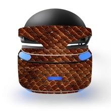 snake skin decal PSVR Skin Sticker for Sony Playstation PS VR Headset