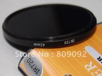 GODOX 62mm 720nm Infrared Infra Red IR Camera Lens Filter