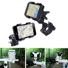 Universal Bike Bicycle Phone Holder for Iphone 6 Sumsung Air Vent Mount  Holder 360 Degree Ratotable Soporte Movil Phone Stand цена 2017