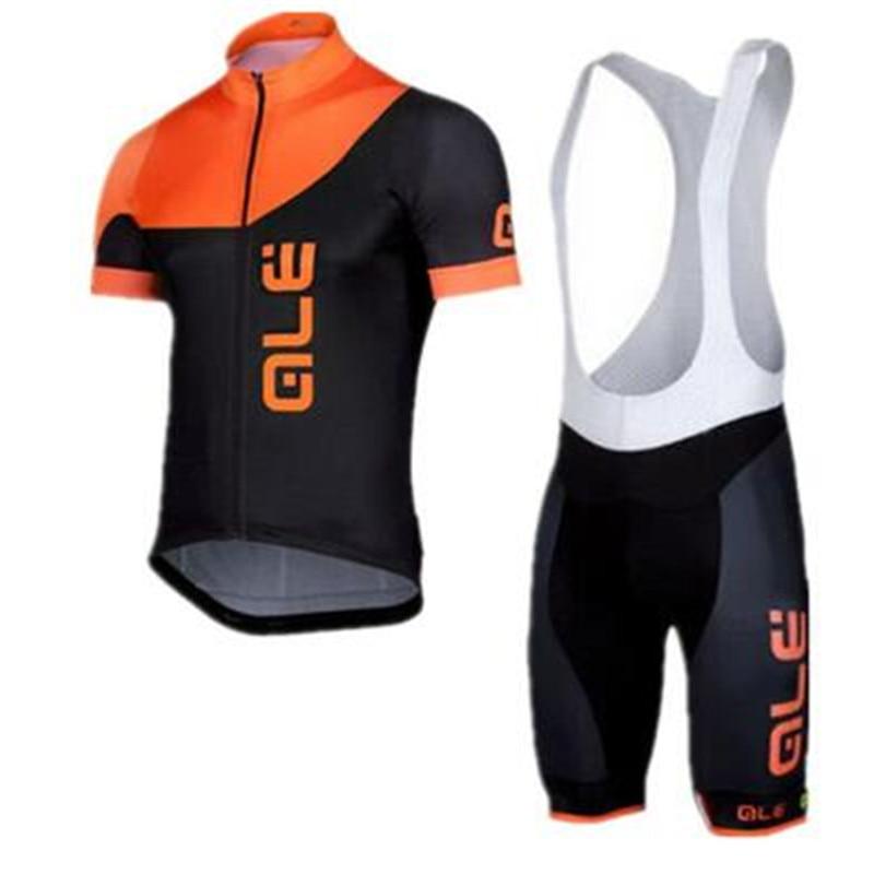 2018 D9 pad Cool Design ale Cycling jersey men bib shorts sets /Mountain bike clothing/ropa ciclismo bicycle wear man