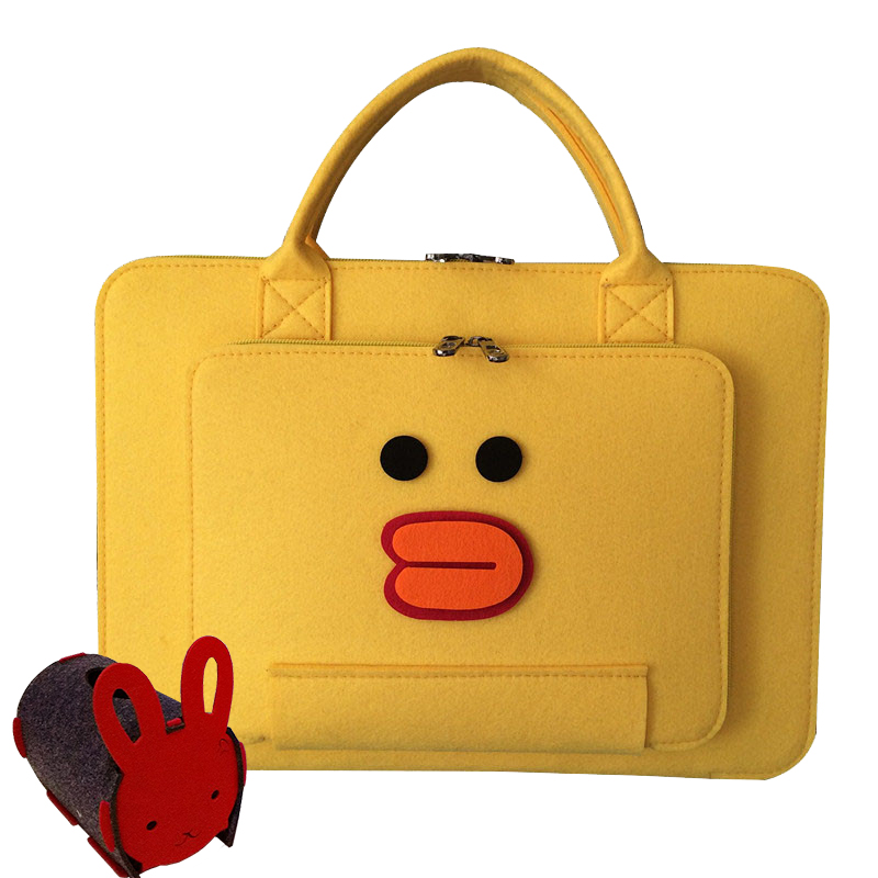 11 13 15 inch Laptop bag Handbag for font b Apple b font font b macbook