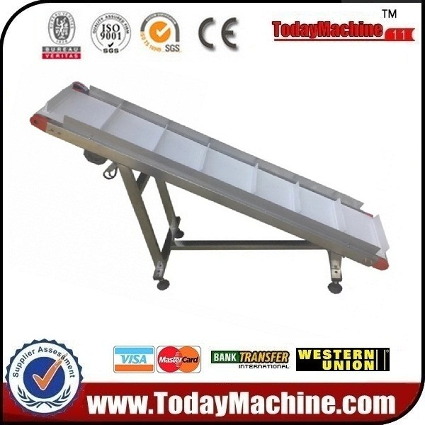 automatic finished product conveyor for VFFS packaging machine/conveyor belt production line  цены