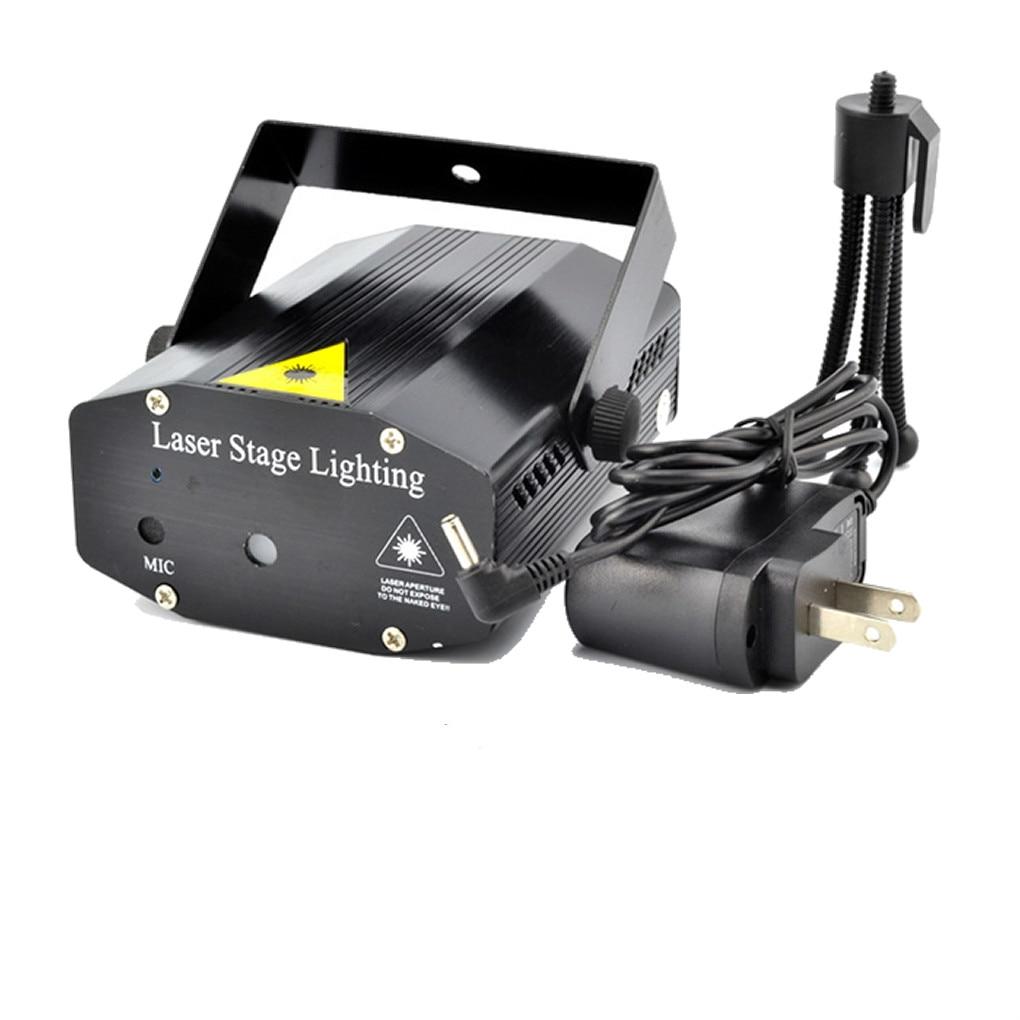 AUCD Mini Portable IR À Distance RG Galaxy Météor Douche Laser - Éclairage commercial - Photo 6