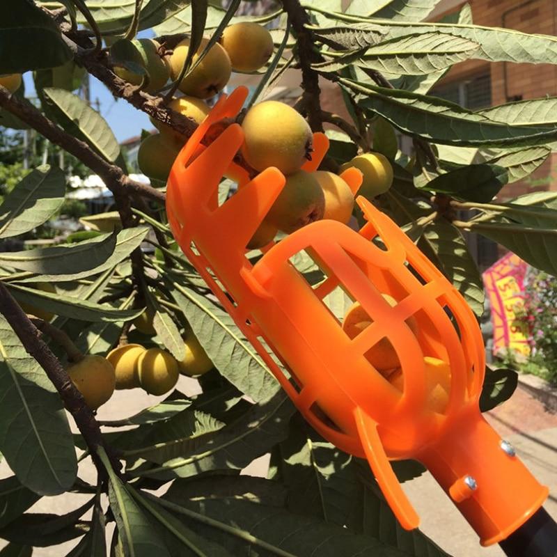 Does Not Harm Fruit Picker High Altitude Fruit Picker Garden Picking Tool Fruit Tree Plastic Fruit Picker Gardening Farm