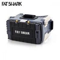 Fatshark SE очки Азм мониторы с бинокль просмотра батарея случае FOV 55 градусов для RC Drone запасные части интимные аксессуары