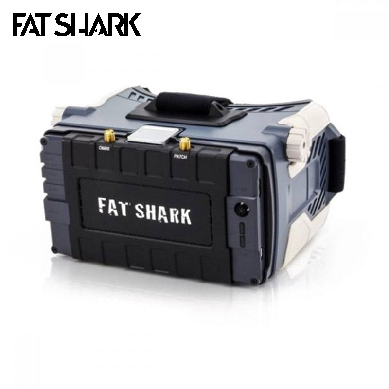 Fatshark SE FPV Goggle Monitor with Binocular Viewer Battery Case FOV 55 Degree for RC Drone Spare Part AccessoriesFatshark SE FPV Goggle Monitor with Binocular Viewer Battery Case FOV 55 Degree for RC Drone Spare Part Accessories