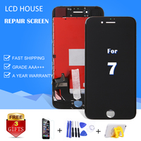 1PCS Pantalla For IPhone 5S 5C 6 6S 6SP 7 LCD Display With Touch Screen Digitizer