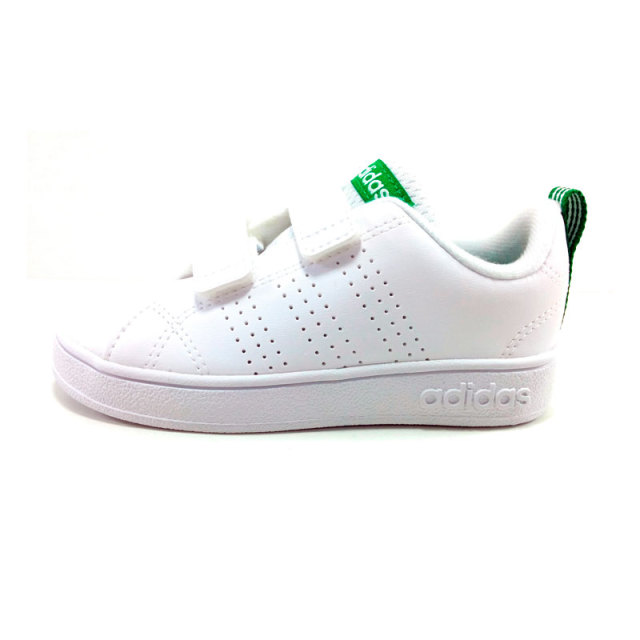 58853b304ea ADIDAS ADVANTAGE CLEAN CMF INF unisex. Synthetic White-Adidas shoes boys,  Adidas shoes, Adidas baby