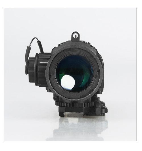 WIPSON envío libre táctico 1x-4x doble función óptica vista rifle - Caza - foto 5